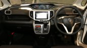2015 Suzuki Solio dashboard