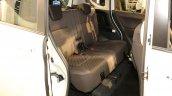 2015 Suzuki Solio rear seat