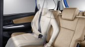 2015 Toyota Grand New Avanza ISOFIX seat point press image