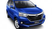 2015 Toyota Grand New Avanza front three quarter press image