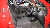 2015 facelifted Honda Brio front cabin at the 2015 Indonesia International Motor Show