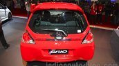 2015 facelifted Honda Brio rear at the 2015 Indonesia International Motor Show