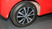 2015 facelifted Honda Brio wheel at the 2015 Indonesia International Motor Show