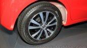 2015 facelifted Honda Brio wheel at the 2015 Indonesia International Motor Show