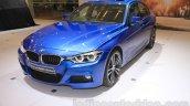 2016 BMW 3 Series front three quarter right at the 2015 Gaikindo Indonesia International Auto Show (GIIAS 2015)