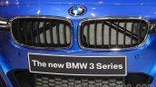 2016 BMW 3 Series grille at the 2015 Gaikindo Indonesia International Auto Show (GIIAS 2015)