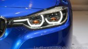 2016 BMW 3 Series headlamp at the 2015 Gaikindo Indonesia International Auto Show (GIIAS 2015)
