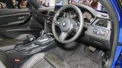 2016 BMW 3 Series interior at the 2015 Gaikindo Indonesia International Auto Show (GIIAS 2015)