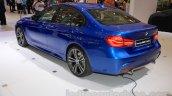 2016 BMW 3 Series rear three quarter at the 2015 Gaikindo Indonesia International Auto Show (GIIAS 2015)