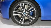 2016 BMW 3 Series wheel at the 2015 Gaikindo Indonesia International Auto Show (GIIAS 2015)