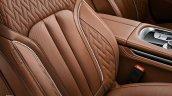 2016 BMW 7 Series Individual seat