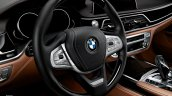 2016 BMW 7 Series Individual steering wheel