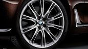 2016 BMW 7 Series Individual wheel