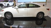 2016 Lexus ES300h side at the 2015 Gaikindo Indonesia International Motor Show (2015 GIIAS).