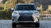 2016 Lexus LX front press image