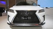 2016 Lexus RX at the 2015 Gaikindo Indonesia International Motor Show (2015 GIIAS)