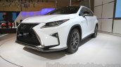 2016 Lexus RX front three quarter right at the 2015 Gaikindo Indonesia International Motor Show (2015 GIIAS)