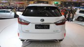 2016 Lexus RX rear at the 2015 Gaikindo Indonesia International Motor Show (2015 GIIAS)