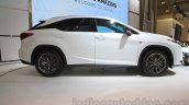 2016 Lexus RX side at the 2015 Gaikindo Indonesia International Motor Show (2015 GIIAS)