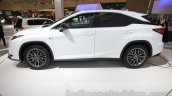 2016 Lexus RX side view at the 2015 Gaikindo Indonesia International Motor Show (2015 GIIAS)