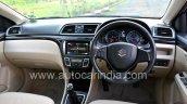 2016 Maruti Ciaz SHVS interior driving impressions