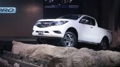 2016 Mazda BT-50 PRO Thailand launch front three quarter
