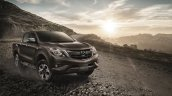 2016 Mazda BT-50 PRO front three quarter on road official