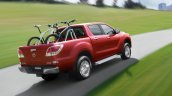 2016 Mazda BT-50 PRO rear three quarter official