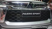 2016 Mitsubishi Pajero Sport airdam at the BIG Motor Sale Thailand