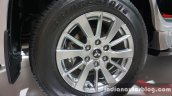 2016 Mitsubishi Pajero Sport alloy wheel pattern at the BIG Motor Sale Thailand