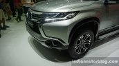 2016 Mitsubishi Pajero Sport bonnet at the BIG Motor Sale Thailand