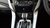 2016 Mitsubishi Pajero Sport center console unveiled