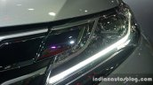 2016 Mitsubishi Pajero Sport daytime running light at the BIG Motor Sale Thailand