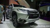2016 Mitsubishi Pajero Sport displayed at the BIG Motor Sale Thailand