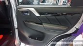 2016 Mitsubishi Pajero Sport door pocket at the BIG Motor Sale Thailand