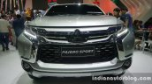 2016 Mitsubishi Pajero Sport front at the BIG Motor Sale Thailand