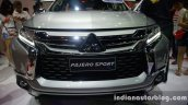 2016 Mitsubishi Pajero Sport front fascia at the BIG Motor Sale Thailand