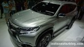2016 Mitsubishi Pajero Sport front three quarters at the BIG Motor Sale Thailand