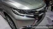 2016 Mitsubishi Pajero Sport headlamp glow at the BIG Motor Sale Thailand