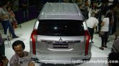 2016 Mitsubishi Pajero Sport rear at the BIG Motor Sale Thailand