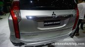 2016 Mitsubishi Pajero Sport rear door at the BIG Motor Sale Thailand