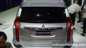 2016 Mitsubishi Pajero Sport rear fascia at the BIG Motor Sale Thailand