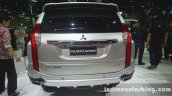 2016 Mitsubishi Pajero Sport rear fascia at the BIG Motor Sale Thailand.jpg