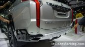 2016 Mitsubishi Pajero Sport rear parking sensor at the BIG Motor Sale Thailand