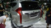 2016 Mitsubishi Pajero Sport rear three quarter at the BIG Motor Sale Thailand