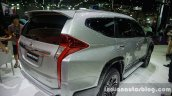 2016 Mitsubishi Pajero Sport rear three quarter at the BIG Motor Sale Thailand.jpg