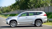 2016 Mitsubishi Pajero Sport side static unveiled
