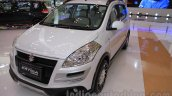 2016 Suzuki Ertiga Crossover Concept (facelift) front quarter at the 2015 Gaikindo Indonesia International Auto Show