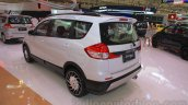 2016 Suzuki Ertiga Crossover Concept (facelift) rear three quarter at the 2015 Gaikindo Indonesia International Auto Show