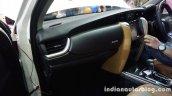 2016 Toyota Fortuner 2.8 AT interior at Thailand Big Motor Sale